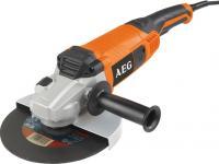 Профессиональная угловая шлифмашина AEG Powertools WS 2200-180 DMS (4935428490) -