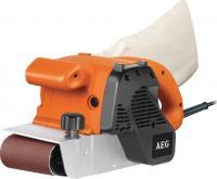 Профессиональная ленточная шлифмашина AEG Powertools BBSE 1100 (4935413530) -