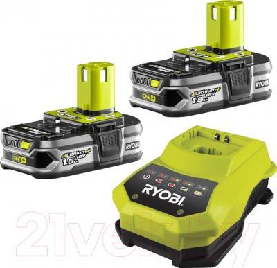 Набор аккумуляторов для электроинструмента Ryobi RBC 18 LL15 (5133001914) - общий вид