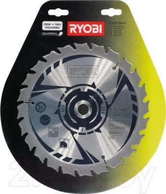 Пильный диск Ryobi 5132002580 - общий вид