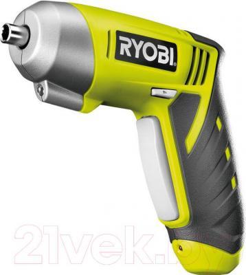 Электроотвертка Ryobi R4SD-L13C (5133001961) - общий вид