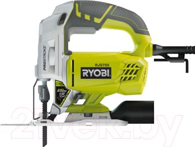 Электролобзик Ryobi RJS750G (5133002215)