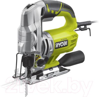 Электролобзик Ryobi RJS850K (5133002217)
