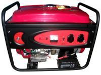 Бензиновый генератор ZigZag SRGE7500D -