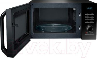 Микроволновая печь Samsung MG23H3115NK/BW - в открытом виде
