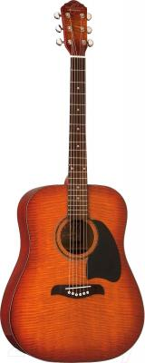 Акустическая гитара Oscar Schmidt OG2FYS - общий вид