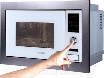 Микроволновая печь Cata MC 28 D WH - вид в проекции