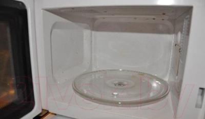 Микроволновая печь Cata MC 28 D WH - с открытой дверцей