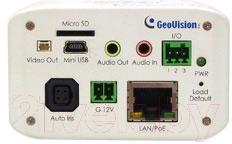 IP-камера GeoVision GV-BX2400-3V (84-BL15000-001D) - вид сзади