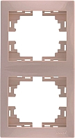 Рамка для выключателя Lezard Mira 701-0300-152 -