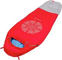 Спальный мешок Nova Tour Ямал 30 XL V3 правый (красный/светло-серый) -