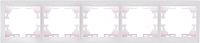 Рамка для выключателя Lezard Mira 701-0200-150 -