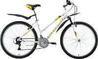 Велосипед STARK Luna 26.1 V 2019 (16, белый/желтый/серый) -