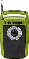 Радиоприемник MAX MR-322 (зеленый) -