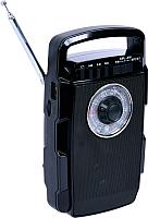Радиоприемник MAX MR-322 (черный) -