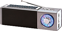 Радиоприемник MAX MR-400 (серебристый) -
