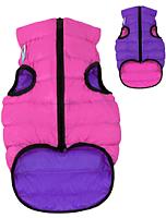 Куртка для животных AiryVest 1581 (S, розовый/фиолетовый) -