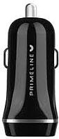 Зарядное устройство автомобильное Prime Line 2223 (черный) -