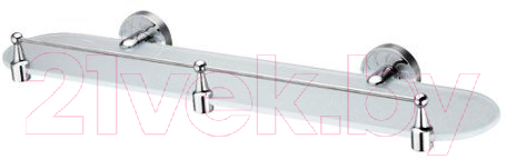 Купить Полка для ванной Wasserkraft, Isen K-4044, Германия