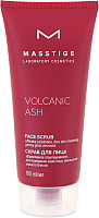 Скраб для лица Masstige Volcanic Ash (100мл) -