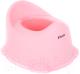 Детский горшок Pituso Песик / FG338 (розовый) -