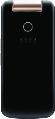 Мобильный телефон Philips Xenium E255 (черный)