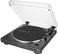 Проигрыватель виниловых пластинок Audio-Technica AT-LP60XBTBK -