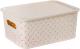 Корзина Violet House Береста / 521126 (3л, слоновая кость) -