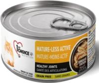 Корм для кошек 1st Choice Mature Or Less Active курица с яблоками в масле тунца (85г) -