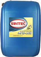 Индустриальное масло Sintec МГЕ-46В / 999802 (10л) -
