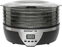 Сушка для овощей и фруктов Polaris PFD 2605D (черный) -