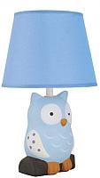 Прикроватная лампа Camelion Совенок KD-551 C13 / 12771 (голубой) -