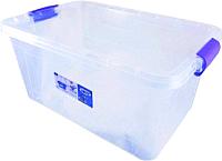 Контейнер для хранения Violet House Family Box / 0970 (7л, прозрачный) -