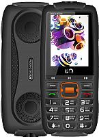Мобильный телефон BQ Disco Boom BQ-2825 (черный) -