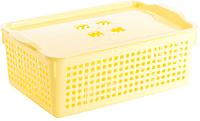 Корзина Violet Лофт / 643130 (3.8л, лимон) -