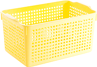 Корзина Violet Лофт / 644030 (5.3л, лимон) -