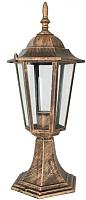 Светильник уличный Camelion 4104 С28 / 5646 (бронза) -