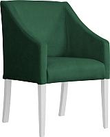 Кресло мягкое Atreve Cube (зеленый BL78/белый) -