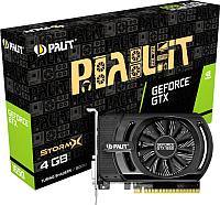 Видеокарта Palit GTX 1650 StormX 4GB GDDR5 (NE51650006G1-1170F) -