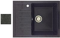 Мойка кухонная БелЭворс Vega R (черный) -