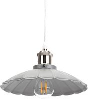 Потолочный светильник ЭРА PL3 GR/SN / Б0037436 -