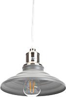 Потолочный светильник ЭРА PL4 GR/SN / Б0037448 -