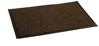 Коврик грязезащитный Kovroff Стандарт ребристый 80x120 / 20903 (коричневый) -