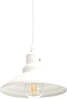 Потолочный светильник ЭРА PL4 WH / Б0037451 -