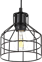 Потолочный светильник ЭРА PL9 BK / Б0037456 -
