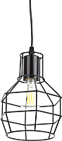 Потолочный светильник ЭРА PL11 BK / Б0037458 -