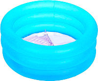 Надувной бассейн Jilong Colorful 3-Ring Pool / JL017225NPF -