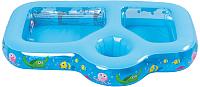 Надувной бассейн Jilong Beach Play Pool / JL097214NPF -