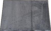 Коврик грязезащитный No Brand Excel Memphis 80x120 / 700-013-M (серый) -