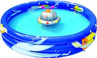Надувной бассейн Jilong UFO Splash Pool / JL017115NPF -